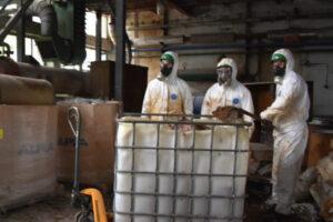 индустријски отпад