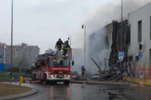 Milano nesreća